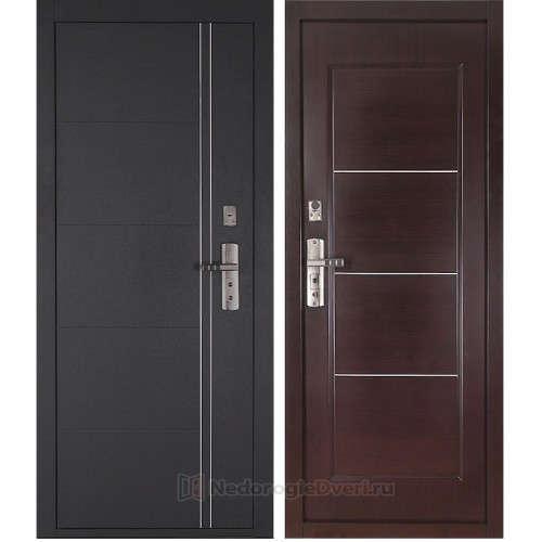 Входная металлическая  дверь Форпост 128 С
