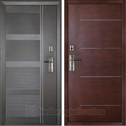 Входная металлическая дверь Форпост С-328