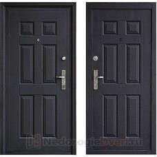 Входная металлическая техническая дверь Форпост Прораб 43
