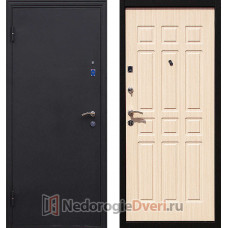 Входная металлическая дверь Стоп Стандарт Беленый Дуб