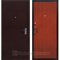 Входная дверь Стоп  АМД 1 Медь
