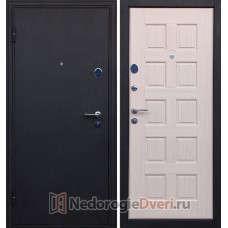 Входная металлическая дверь Геркон Щит Беленый Дуб