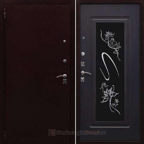 Входная металлическая дверь Юг Адель Альмека Венге