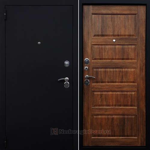 Входная металлическая дверь Юг Viva Porte Шелк Орех