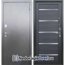 Входная дверь Аргус Люкс АС Серебро антик Александра Лунная ночь