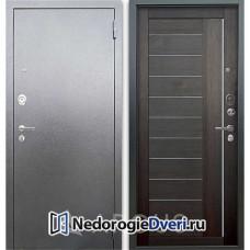 Входная дверь Аргус Люкс АС Серебро антик Диана Вельвет