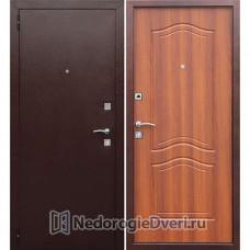 Входная дверь Бастион Dominanta Рустикальный дуб