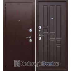 Входная дверь Бастион Гарда 8 мм Венге