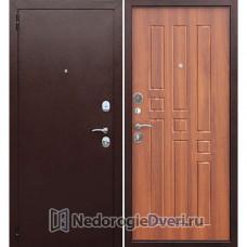 Входная дверь Бастион Гарда 8 мм Рустикальный дуб
