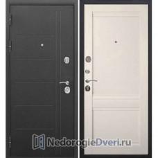 Входная дверь Бастион 100 Т муар Эш вайт