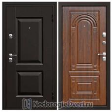 Входная дверь Дверной континент Гранд Орех