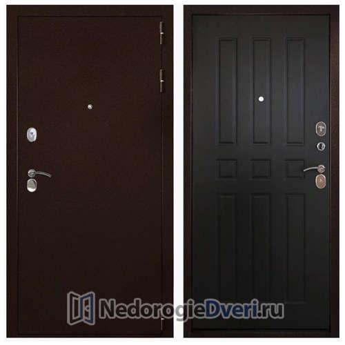 Входная дверь Дверной континент Гарант-100 3К Венге