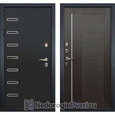 Металлическая дверь Лекс Витязь (№39 венге)