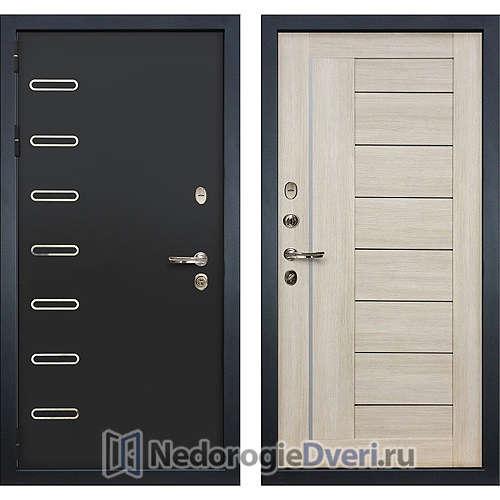 Входная дверь Лекс Витязь (№40 Ясень кремовый)