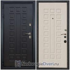 Металлическая дверь Лекс Гладиатор 3К (№20 Беленый дуб)