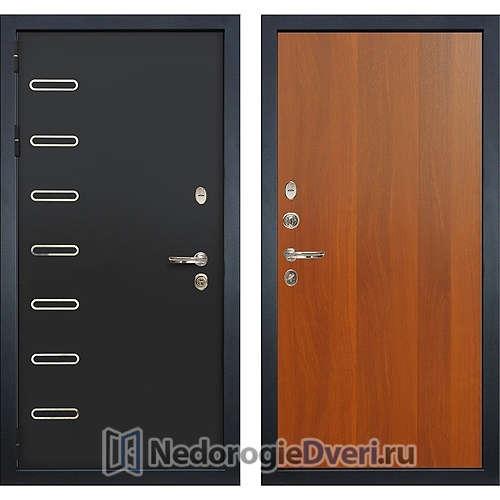 Входная дверь Лекс Витязь (№3 Итальянский орех)