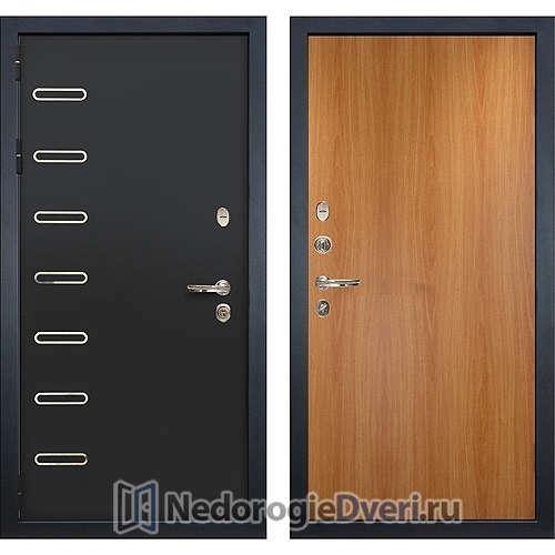 Входная дверь Лекс Витязь (№4 Миланский орех)
