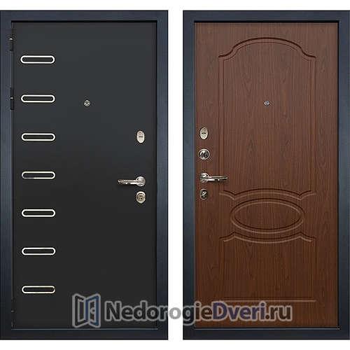 Входная дверь Лекс Витязь (№12 Береза мореная)