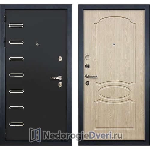 Входная дверь Лекс Витязь (№14 Беленый дуб)