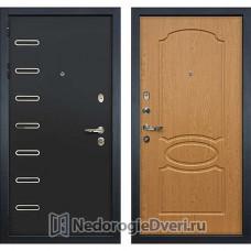 Металлическая дверь Лекс Витязь (№15 Дуб натуральный)