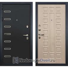 Металлическая дверь Лекс Витязь (№20 Беленый Дуб)
