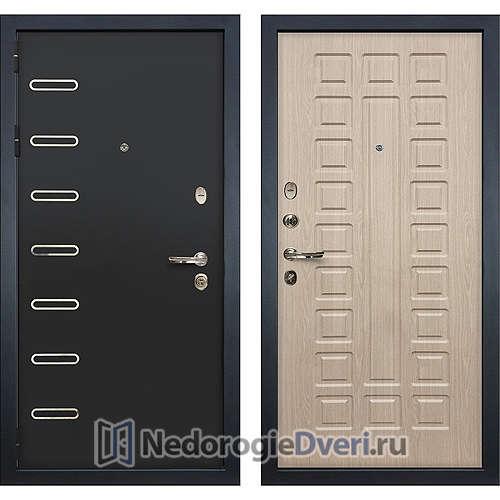 Входная дверь Лекс Витязь (№20 Беленый Дуб)