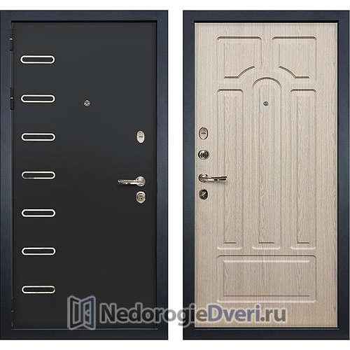 Входная дверь Лекс Витязь (№25 Беленый дуб)