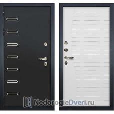 Металлическая дверь Лекс Витязь (№36 Белый ясень)
