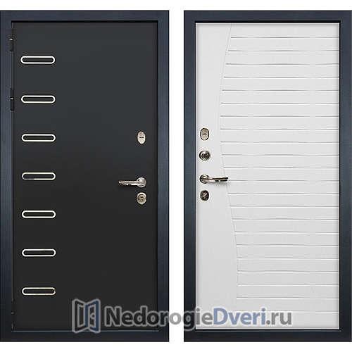 Входная дверь Лекс Витязь (№36 Белый ясень)