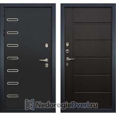 Металлическая дверь Лекс Витязь (№41 Венге)
