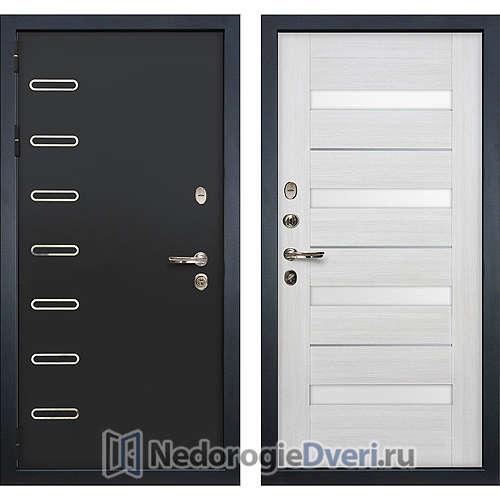 Входная дверь Лекс Витязь (№46 Беленый дуб)