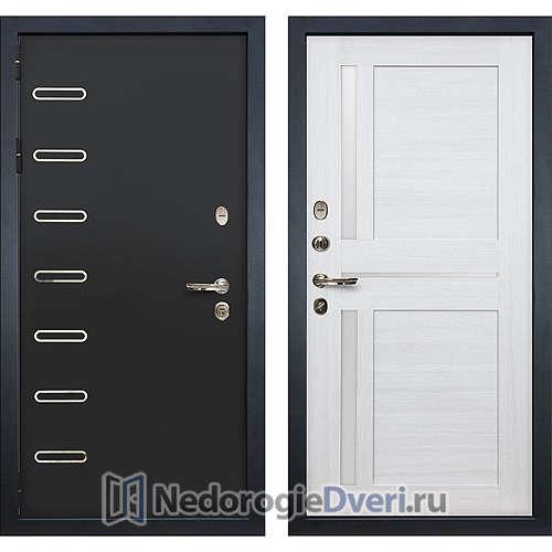 Входная дверь Лекс Витязь (№47 Беленый дуб)
