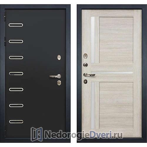 Входная дверь Лекс Витязь (№49 Ясень кремовый)