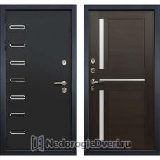 Металлическая дверь Лекс Витязь (№50 Венге)