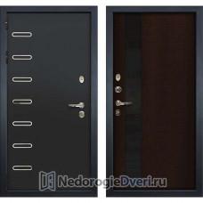 Металлическая дверь Лекс Витязь (№53 Венге)
