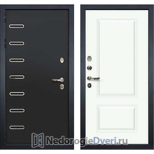 Входная дверь Лекс Витязь (№55 Эмаль белая)