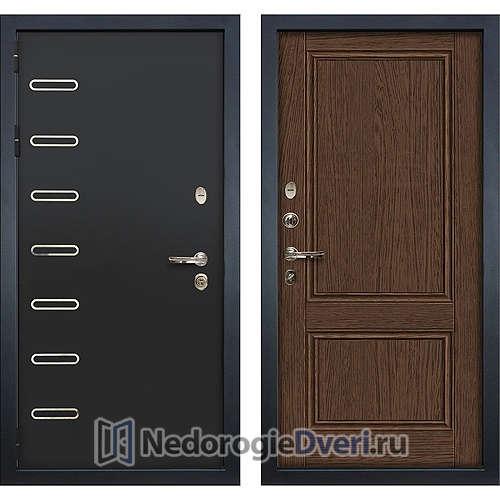 Входная дверь Лекс Витязь (№57 Орех)