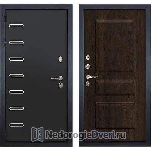 Входная дверь Лекс Витязь (№60 Almon 28 Винорит)