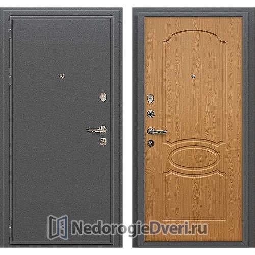 Входная дверь Лекс Колизей (№15 Дуб натуральный)