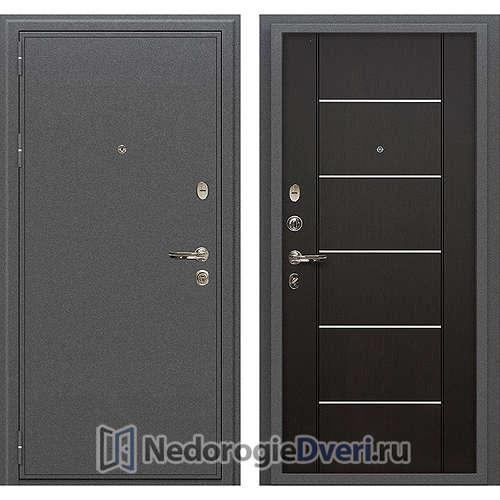 Входная дверь Лекс Колизей (№24 Венге с молдингом)