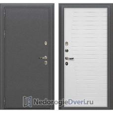 Металлическая дверь Лекс Колизей (№36 Белый ясень)