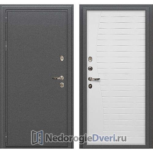 Входная дверь Лекс Колизей (№36 Белый ясень)