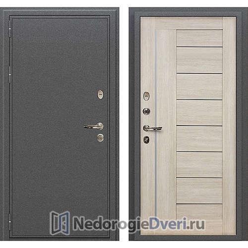 Входная дверь Лекс Колизей (№40 Ясень кремовый)