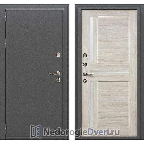 Входная дверь Лекс Колизей (№49 Ясень кремовый)