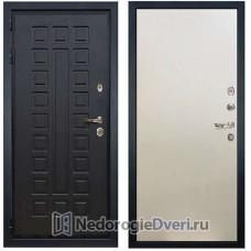 Металлическая дверь Лекс Гладиатор 3К (№62 Белый ясень)