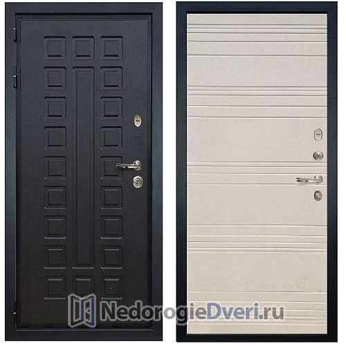 Входная дверь Лекс Гладиатор 3К (№63 Дуб фактурный)