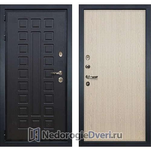Входная дверь Лекс Гладиатор 3К (№1 Беленый дуб)
