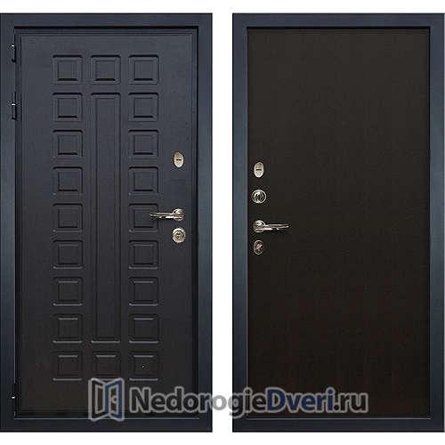 Входная дверь Лекс Гладиатор 3К (№2 Венге)