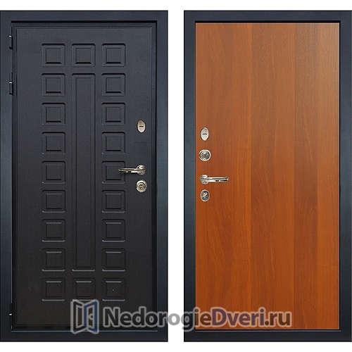 Входная дверь Лекс Гладиатор 3К (№3 Итальянский орех)