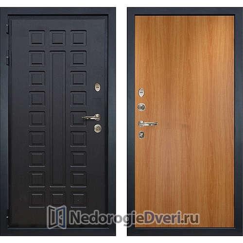 Входная дверь Лекс Гладиатор 3К (№4 Миланский орех)